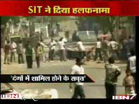 Wanted for Anti-Muslim Gujarat riots, minister-in-hiding speaks (In Hindi/Urdu)