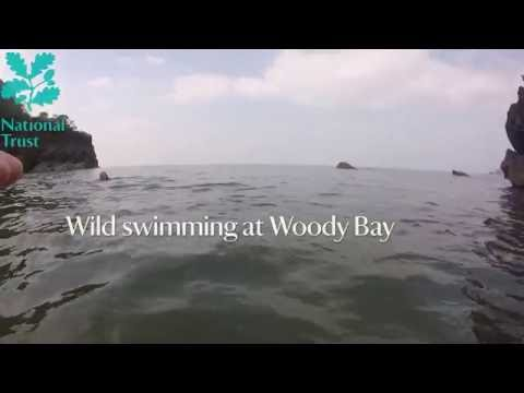 Wild Swimming at the South West Outdoor Festival