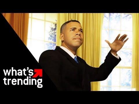 Obama Style - Psy Gangnam Style Parody  강남스타일
