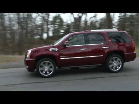 2009 Cadillac Escalade Hybrid Video
