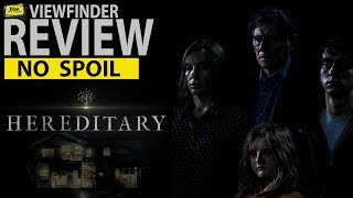 [No Spoil ] Review Hereditary  กรรมพันธุ์นรก  [ ViewfinderReview ]