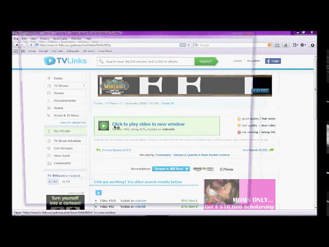 How to watch free Tv show/Movies online .[No download][Free][No Surveys]
