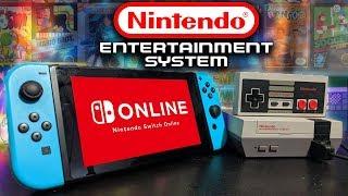 Nintendo Switch NES Games Online Impressions
