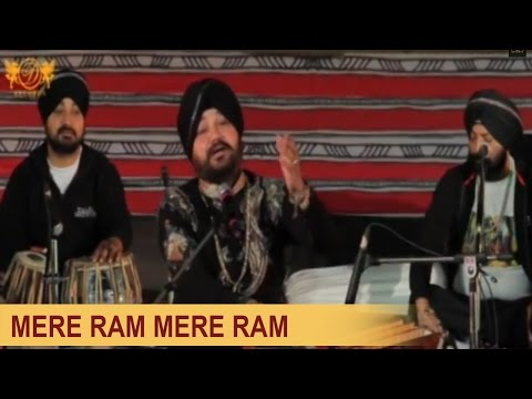 Daler Mehndi | Mere Ram | Soul To Supreme | Sufi | Live Event | 2012 video