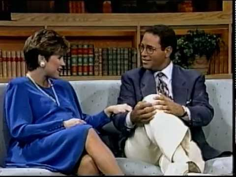 Katie Couric's Maternity Leave (1991).