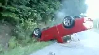 Burnout Goes Horribly Wrong