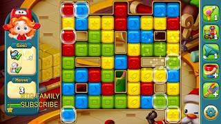 Toy blast level 1045 full screen #toyblast #toyblastgame #peakgame #pesakgame HD 1080p