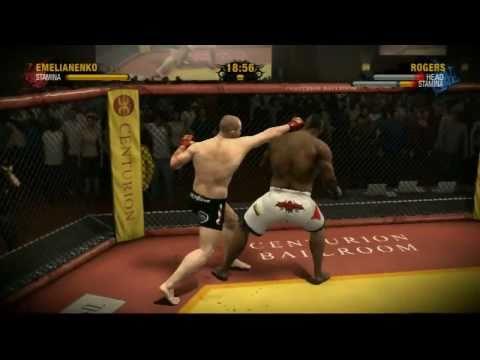 Видео-обзор к игре EA Sports MMA Страна Игр