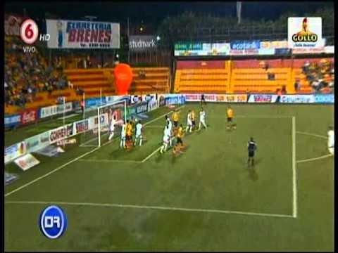 Herediano 2-0 AD Carmelita