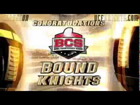 The UCF Knights Are BCS Bound