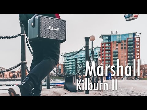[型人專用!] Marshall Kilburn II 藍芽喇叭體驗評測,音色有進步!FlashingDroid 出品