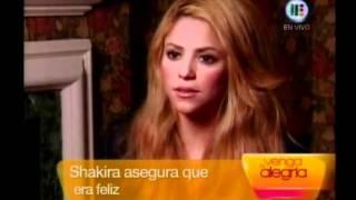 Shakira Video - La Historia de Amor de  Shakira