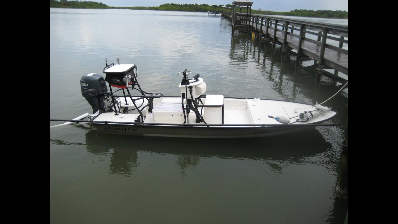 Ranger banshee extreme florida inshore fishing charters for Florida fishing boats