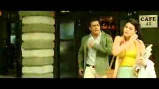 Salman Khan & Jacqueline fernandez Cute Scene from Kick