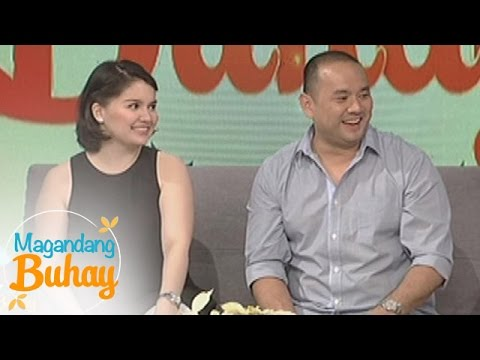 Magandang Buhay: Best advice received by Nadine and Richard