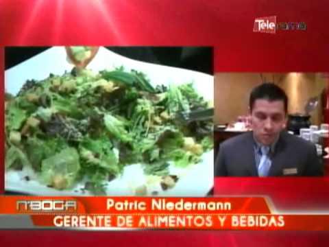 Festival Comida Guayaquileña en Hotel Oro Verde