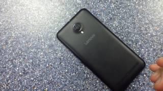Lenovo Vibe c2 новая бюджетная модель