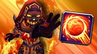 INCREDIBLE Fire Mage 1v4 Duels! (5v5 1v1 Duels) - PvP WoW: Battle For Azeroth 8.2