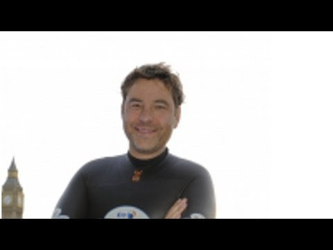 David Walliams Swim Completed | Walliams vs The Thames Day 8 | Sport Relief 2012