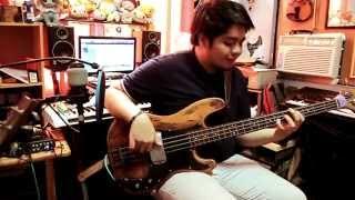 1/2 (a Rurouni Kenshin || Makoto Kawamoto bass cover)
