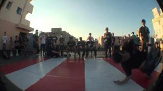 PRIDE OF BBOY VOL 2 16강 MESS vs Six-nine