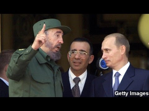 What Do Improved U.S.-Cuba Ties Mean For Russia?