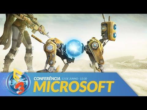 E3 2016: conferência da Microsoft - cobertura ao vivo!