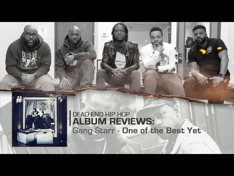 Download Gang Starr - One of the Best Yet Album Review   DEHH Mp4 baru