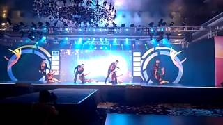 Delhi Salsa Club Team Performance @ IFL 2015