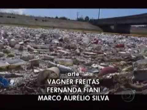 Sopa Plástica: o Lixão do Oceano Pacífico (Fantástico - Globo)