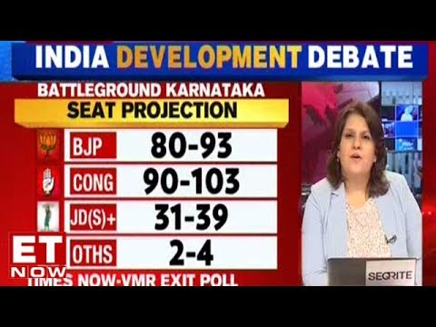 Record Voter Turnout In Karnataka | Exit Polls Prediction | Special Show