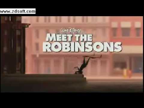 meet the robinsons ending credits of guardians