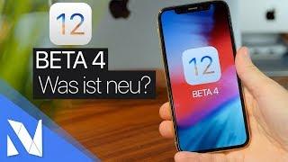 iOS 12 Beta 4 - Was ist neu? | Nils-Hendrik Welk