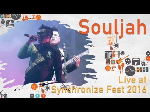 Download Souljah live at SynchronizeFest - 28 Oktober 2016 Mp4 baru