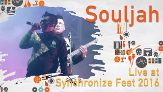 Souljah live at SynchronizeFest - 28 Oktober 2016