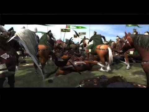 Third age total war Divide and conquer rohan Part 29