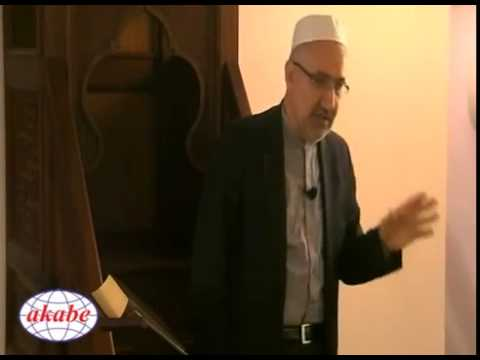 Şirk,en büyük zulümdür! Mustafa İslamoğlu - 13 02 2015 - Cuma Hutbesi