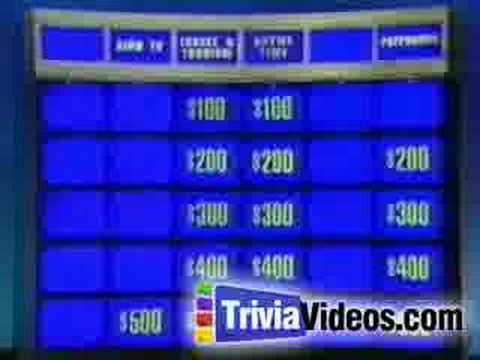 Watch celebrity jeopardy the pen is mightier than
