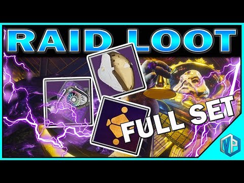 DESTINY 2 | FINALLY COMPLETED - LEVIATHAN RAID LOOT & RAID CARRIES!