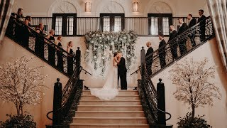 We Cried All Day At This Wedding Personal Vows Will Make You Cry Emotional Wedding The Mayo Hotel
