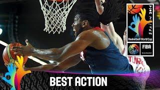 USA v Turkey - Best Action - 2014 FIBA Basketball World Cup