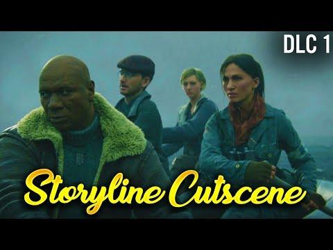 "The Darkest Shore Intro Storyline Cutscene (Call of Duty WWII Zombies ""The Darkest Shore"")"