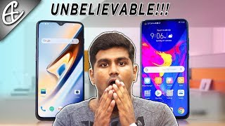You Won't Believe THIS! Honor View 20 vs OnePlus 6T Speedtest Comparison!