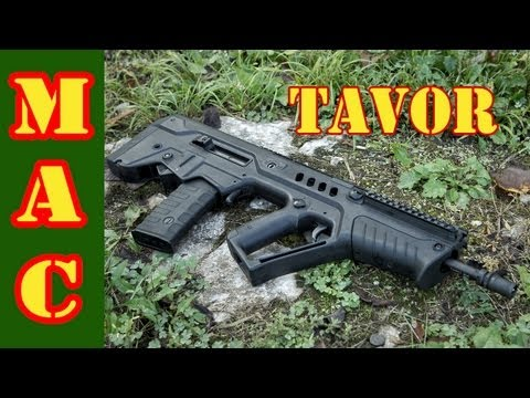 TAVOR TAR-21 Rifle by IWI