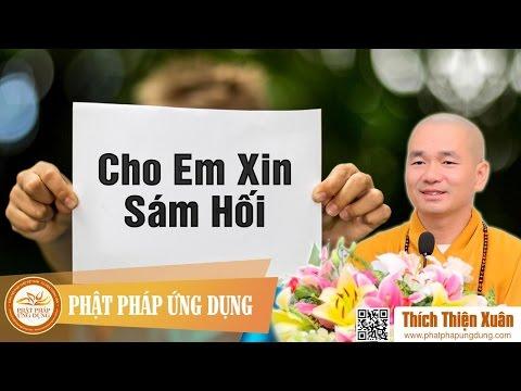 Cho Em Xin Sám Hối