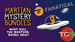 Martian Mystery Bundle - 6 games - The newest bundle on the block!