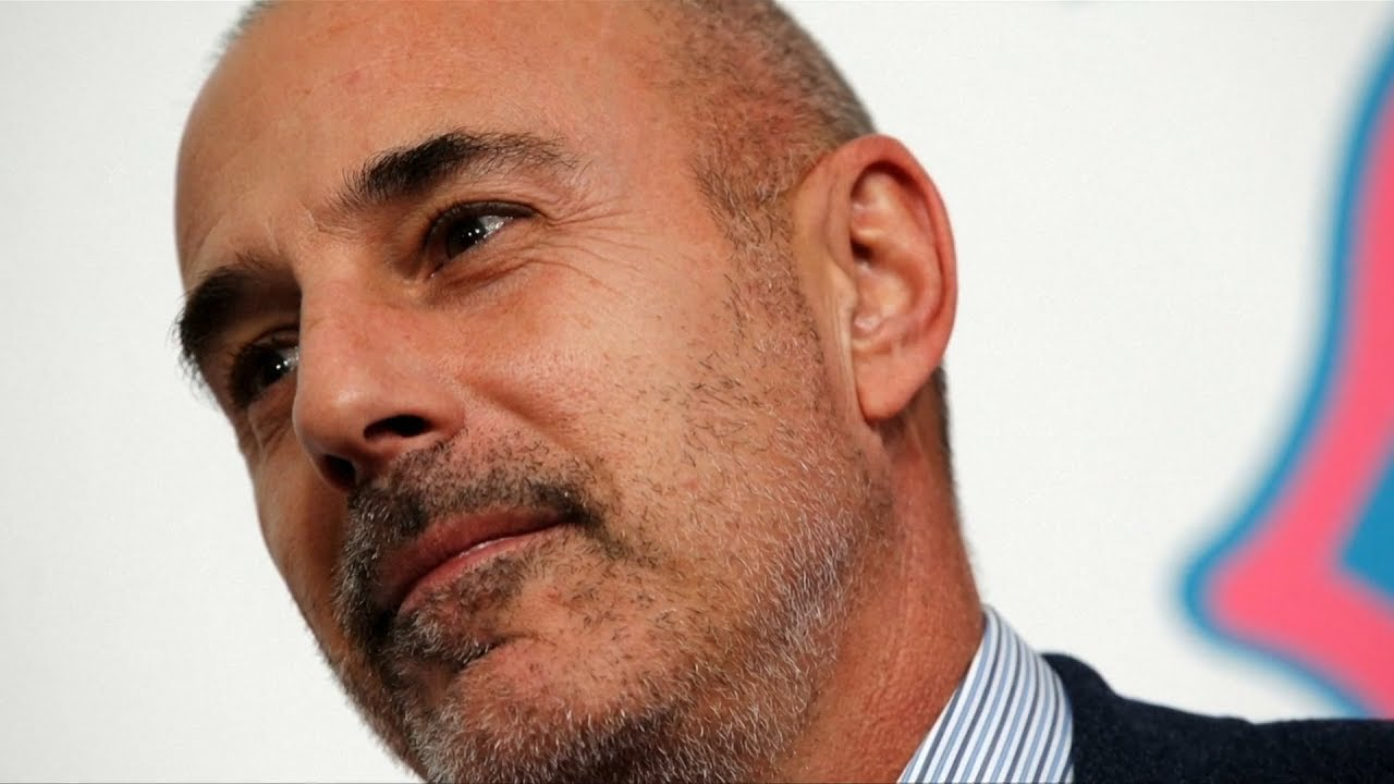 Matt Lauer fired for 'inappropriate sexual behavior'
