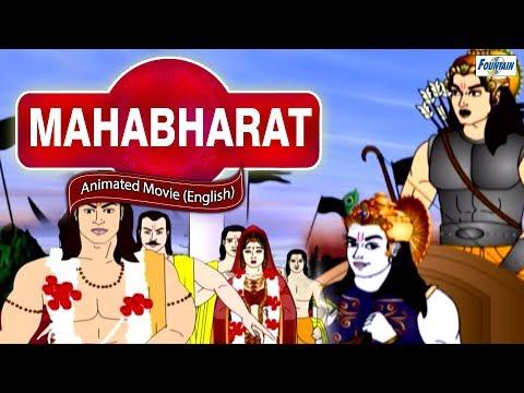 Mahabharat - Full Animated Movie - English