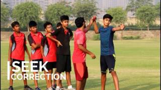 cricket training for young kids by Namit yadav