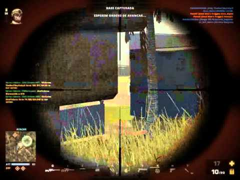 Battlefield Play4Free em Ptbr  com a [G.T.B]ClanBr